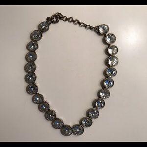 Clear J.Crew 'Bubble' Necklace